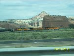 BNSF ES44C4 6741, BNSF C44-9W 5032 & BNSF C44-9W 4453